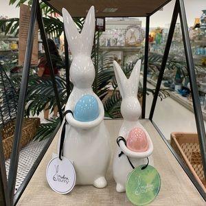 Modern Bunny Easter Bunny Set